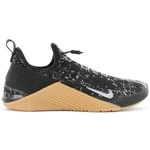 Nike React Metcon FlyKnit - Herren Trainingsschuhe Schwarz BQ6044-011