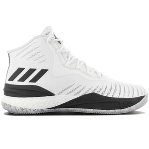 adidas D Rose 8 CQ0851 Herren Basketballschuhe Weiß