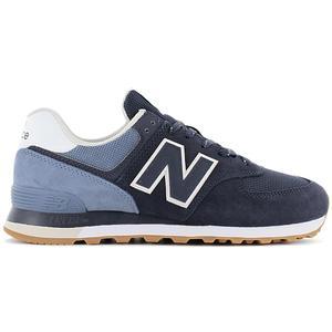 New Balance Classics 574 ML574 - Herren Schuhe Blau ML574GRE