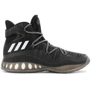 adidas Crazy Explosive B42421 Herren Basketballschuhe Schwarz
