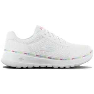 Skechers GOwalk Joy - MAGNETIC - Damen Schuhe Weiß 124088-WMLT