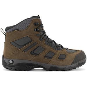 Jack Wolfskin Vojo Hike 2 Texapore Mid - Herren Wanderschuhe Braun Waterproof 4032371-5690
