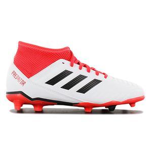 adidas PREDATOR 18.3 FG J Junior - Kinder Fußballschuhe Weiß CP9011