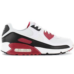 Nike Air Max 90 - Herren Schuhe Weiß-Rot CT4352-104