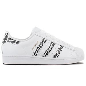 adidas Originals Superstar W - Damen Schuhe Weiß FV3452