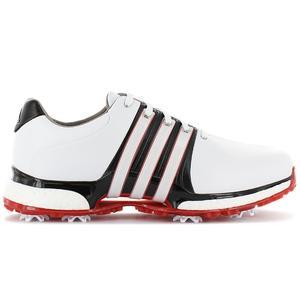 adidas Golf Tour 360 XT - Herren Golfschuhe Leder Weiß BD7124