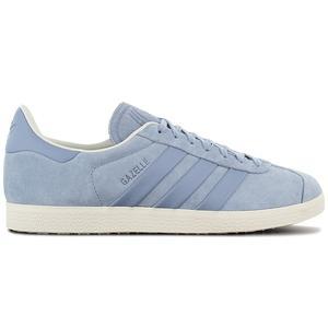 adidas Originals Gazelle S&T - Stitch and Turn - Herren Schuhe Grau B37813
