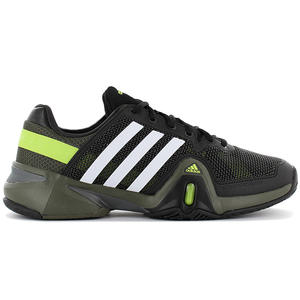 adidas Adipower Barricade 8 - Herren Tennisschuhe Schwarz F32330