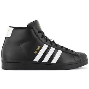 adidas Originals Pro Model - Herren Schuhe Schwarz FV5723