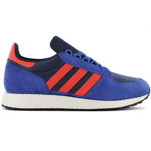 adidas Forest Grove B38002 Herren Schuhe Blau
