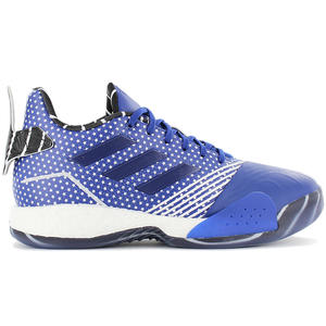 adidas T-MAC Millenium Boost - Tracy McGrady - Herren Basketballschuhe Royal-Blau G26951