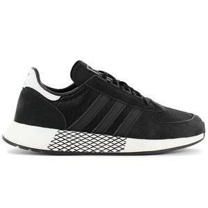 adidas Originals Marathon Tech Boost - Herren Schuhe Schwarz EE4924