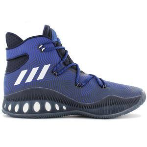adidas Crazy Explosive B49394 Herren Basketballschuhe Blau