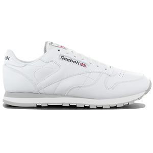 Reebok Classic Leather Herren Schuhe Weiß 2214