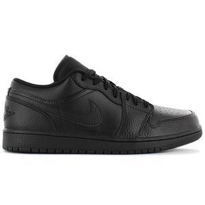Nike AIR JORDAN 1 Low - Herren Schuhe All-Black 553558-091