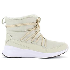 Puma Adela Winter Boot - Damen Stiefel Winterschuhe Beige 369862-02