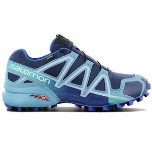 Salomon Speedcross 4 GTX W 383082 Damen Schuhe Blau