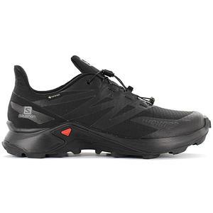 Salomon Supercross Blast GTX - GORE-TEX - Herren Trail-Running Schuhe Schwarz 411085