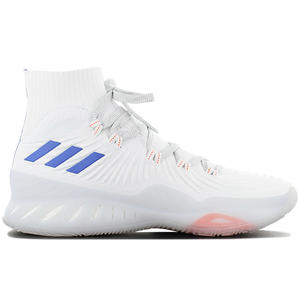 adidas Crazy Explosive 2017 PK CQ0611 Herren Basketballschuhe Weiß
