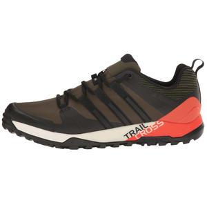 adidas Terrex Trail Cross SL - Herren Wanderschuhe Braun BB0714