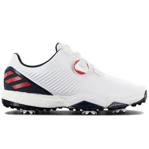 Adidas Adipower 4orged BOA - Herren Golfschuhe Weiß F34186