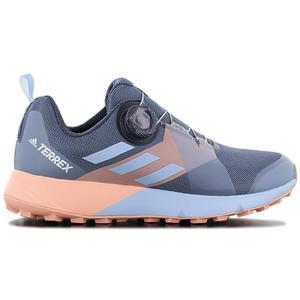 adidas TERREX Two BOA W - Damen Trail-Running Schuhe Grau G26443
