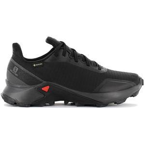 Salomon ALPHACROSS GTX W - GORE-TEX - Damen Trail-Running Schuhe Schwarz 408056