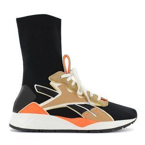 Victoria Beckham x Reebok Bolton Sock VB - Damen Schuhe Schwarz-Braun DV9895