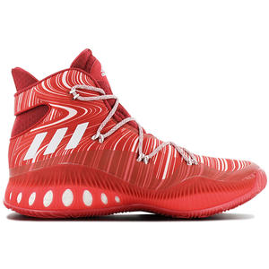adidas Crazy Explosive B42420 Herren Basketballschuhe Rot