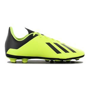 adidas X 18.4 FxG J Kids - Kinder Fußballschuhe Gelb DB2420