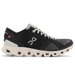 ON Running Cloud X - Damen Laufschuhe Black-Pearl 40.99592