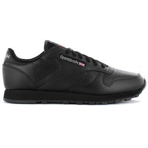 Reebok Classic Leather Herren Schuhe Schwarz 2267