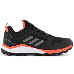 adidas TERREX Agravic TR GTX - Gore-Tex - Herren Wanderschuhe Trail-Running Schuhe Schwarz EF6868