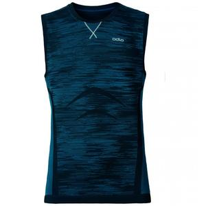 Odlo Evolution Light Blackcomb Tanktop Herren Blau L