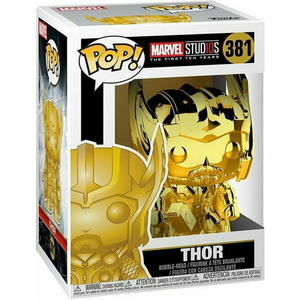 Funko Pop Thor Marvel Studios The first ten years 381