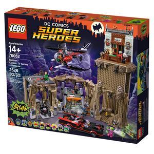 LEGO® Super Heroes Batman™ (TV-Klassiker) – Bathöhle 76052 selten
