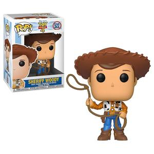 Funko Pop Sheriff Woody Disney Pixar Toy Story 4 522