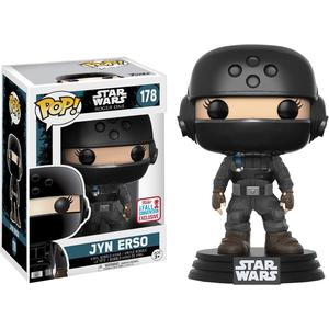 Funko Pop Jyn Erso Star Wars Roque One 178