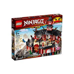 LEGO® Ninjago Kloster des Spinjitzu 70670