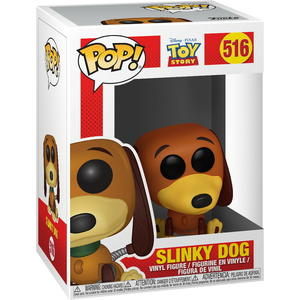 Funko Pop Slinky Dog Disney Pixar Toy Story 516