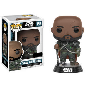 Funko Pop Saw Gererra Star Wars Roque One 153