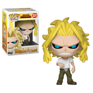Funko Pop All Might (Weakened) My Hero Academia 648