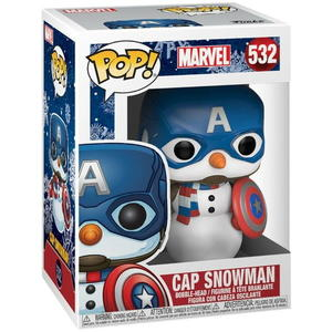 Funko Pop Cap Snowman Marvel 532