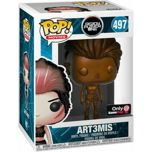FunkoPop! Ready Player One ART3MIS 497 Artemis