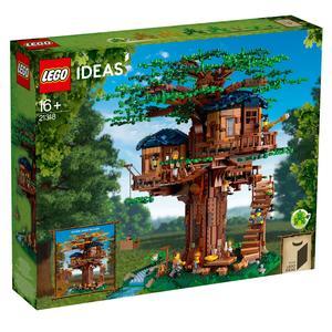 LEGO® Ideas Baumhaus 21318