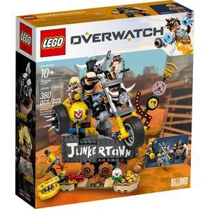 LEGO® Overwatch Junkertown Bike 75977