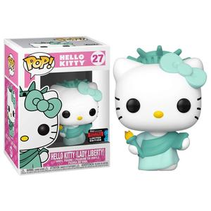 Funko Pop Hello Kitty (Lady Liberty) 27