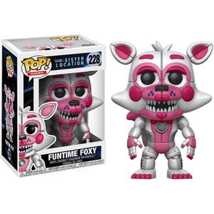 Funko Pop Funtime Foxy Five Nights at Freddys 129