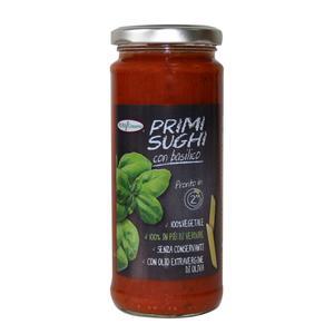 Tomaten Sugo mit Basilikum