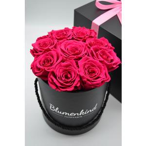 Blumenkind Flowerbox Queen-Size - Bridal Pink